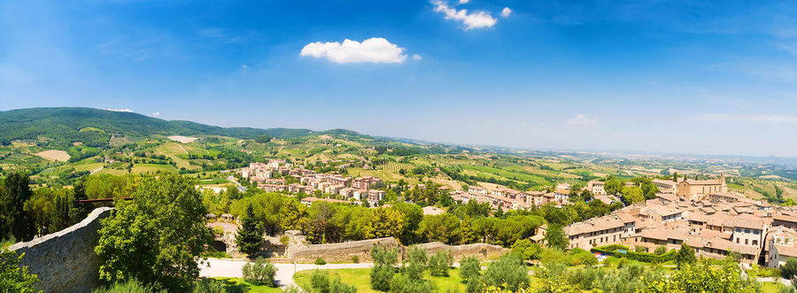 Toscana Italien - Toscana