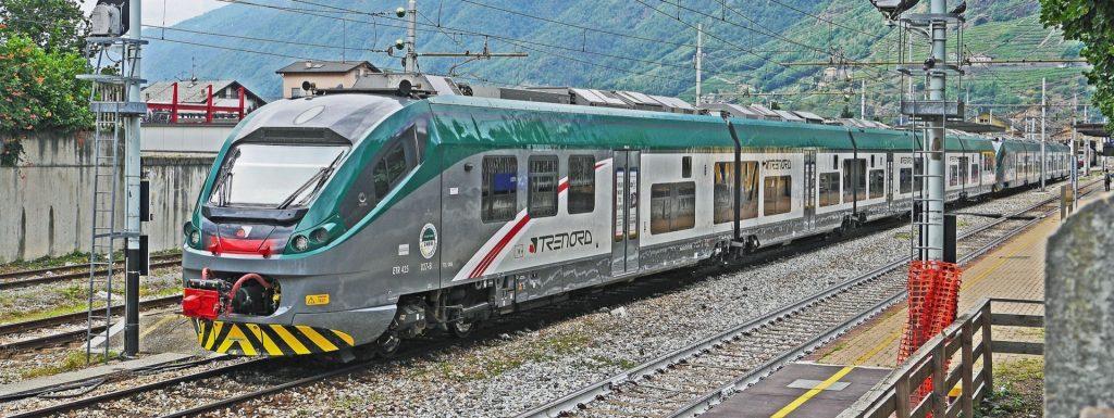 Resa runt i Italien